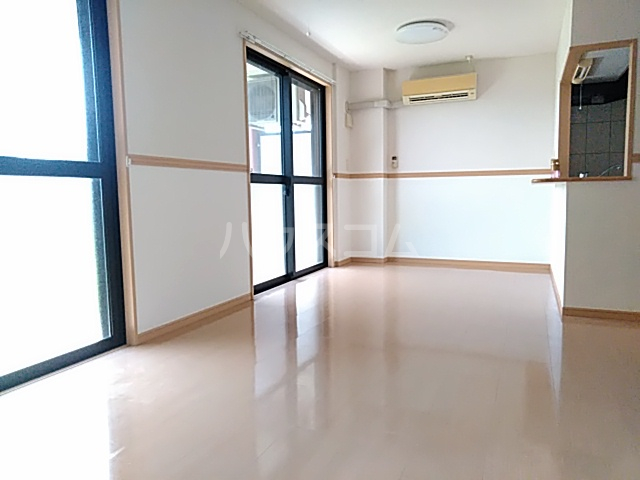ペティハウスSelene 205号室のリビング