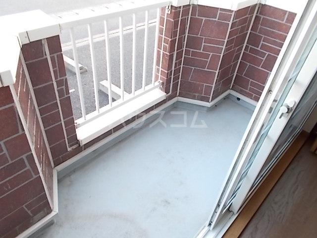 カーサ ラウレールⅠ 01020号室のバルコニー