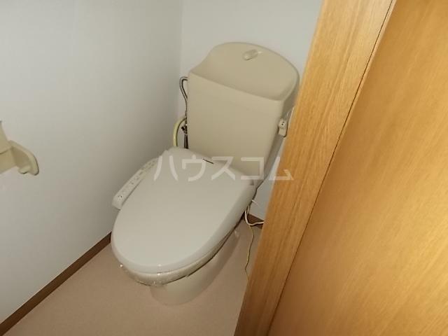 カーサ ラウレールⅠ 01020号室のトイレ