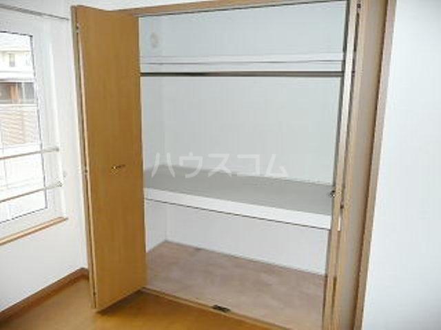 カーサ ラウレールⅠ 01020号室の収納