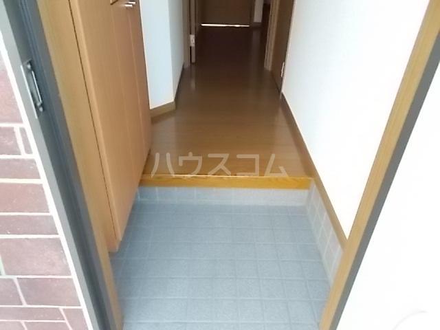 カーサ ラウレールⅠ 01020号室の玄関