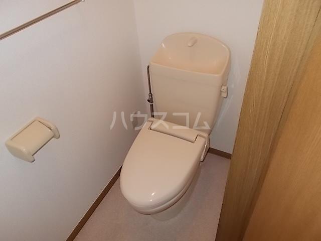 ヴィラ サンライズ ドリームⅠ 01020号室のトイレ