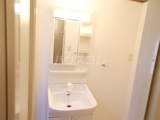 ヴィラ サンライズ ドリームⅠ 01020号室の洗面所