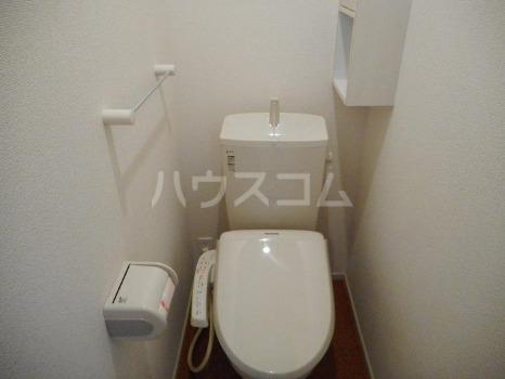 チャオ ジェノバ 01030号室のトイレ