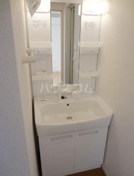 チャオ ジェノバ 01030号室の洗面所