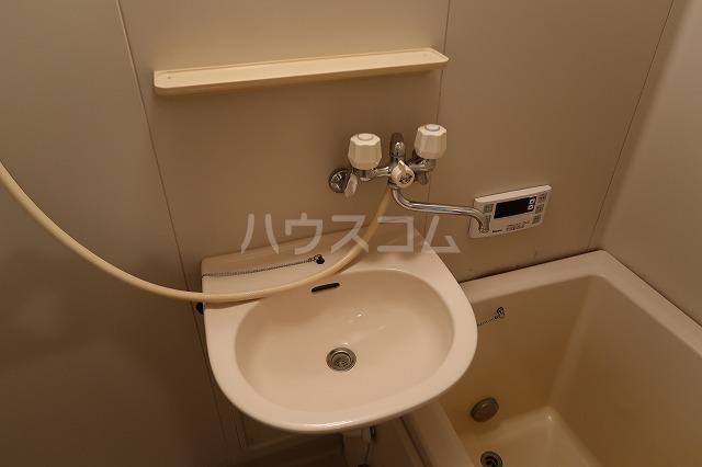 シーズ桜B 01010号室の洗面所