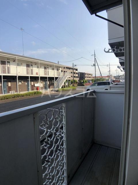 シーズ桜B 01010号室の景色