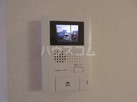 D-Room KASUGA 101号室のセキュリティ