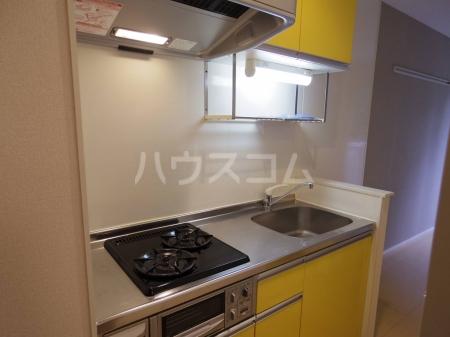 D-Room KASUGA 101号室のキッチン