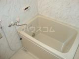 クリスタルハイツA 202号室の風呂