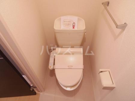グランドソレーユ.Y 102号室のトイレ