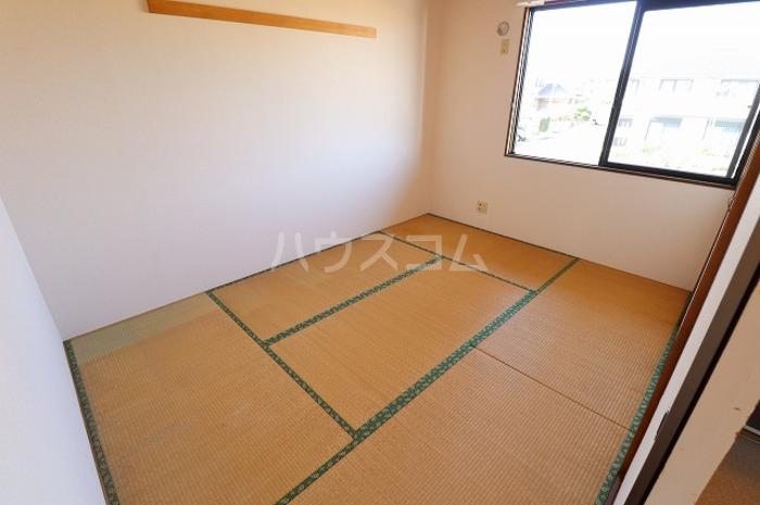 セジュールAI 202号室の居室