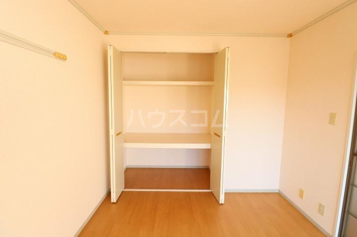 セジュールAI 202号室の収納