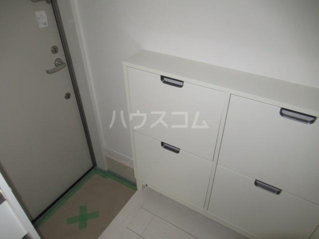 プライムテラス登戸A棟 105号室の収納