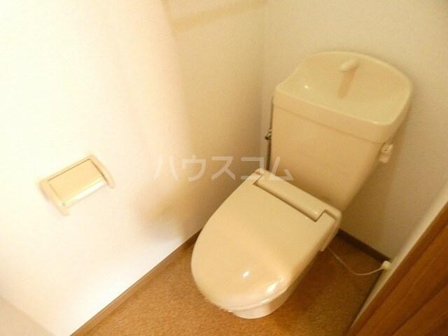 ピュアハウスⅠ 02020号室のトイレ