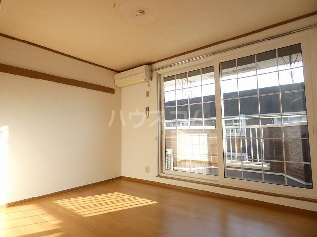 ピュアハウスⅠ 02020号室のベッドルーム