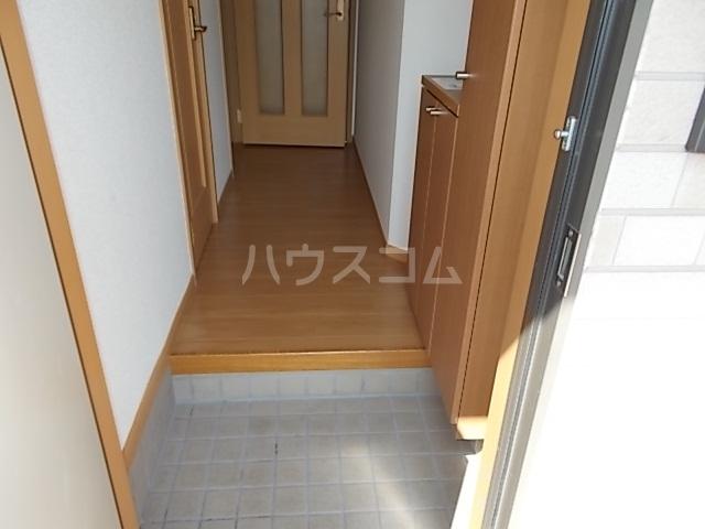 ア・ラ・モード エムⅡ 01040号室の玄関