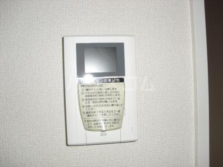 サニーヒル 105号室のセキュリティ
