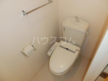サニーヒル 105号室のトイレ