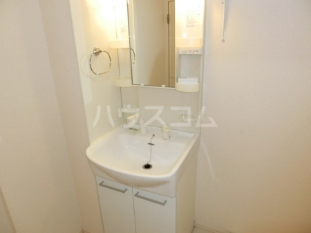 サニーヒル 105号室の洗面所
