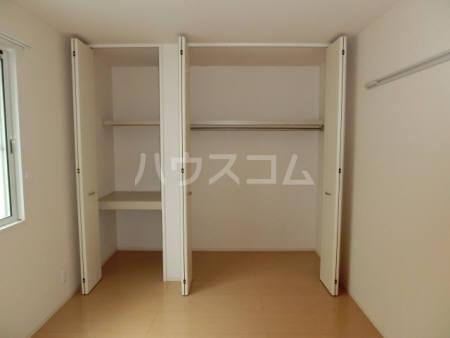 サニーヒル 105号室の収納