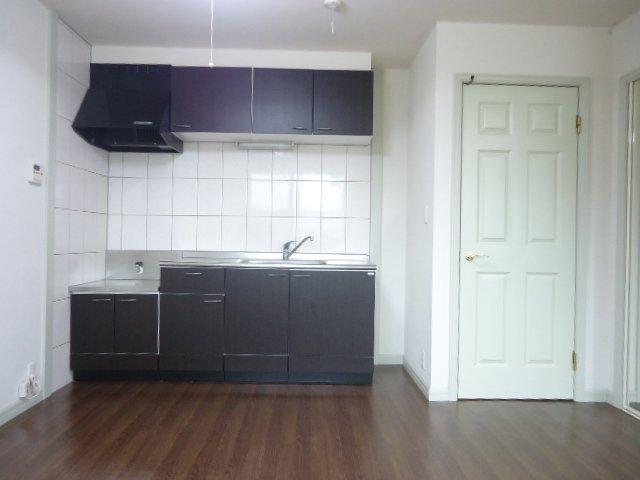 ブレス・コート 101号室のキッチン