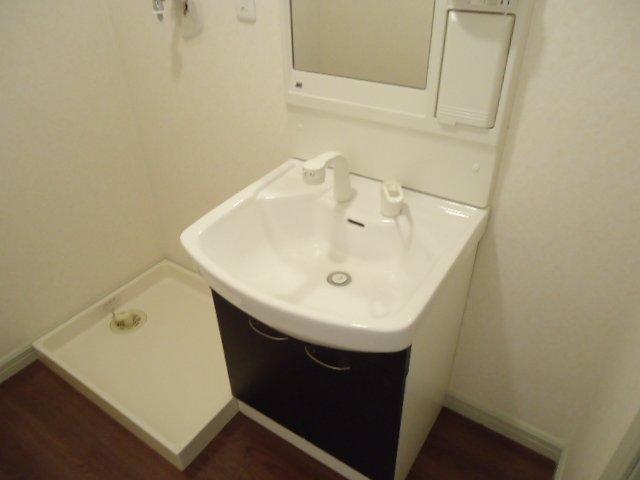 ブレス・コート 101号室の洗面所