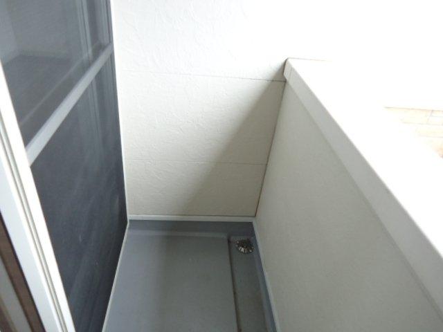 ブレス・コート 101号室のバルコニー
