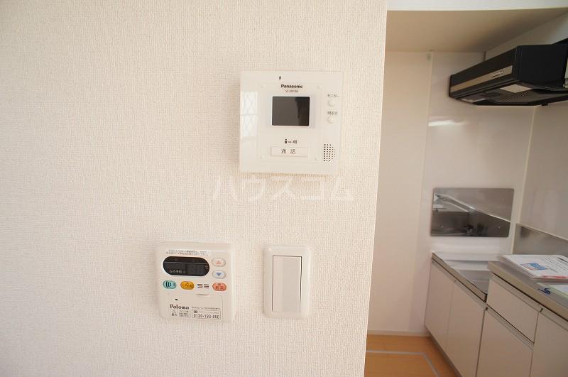 K's・リーフ 01010号室のセキュリティ