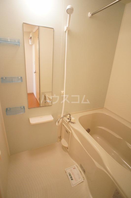 K's・リーフ 01010号室の風呂