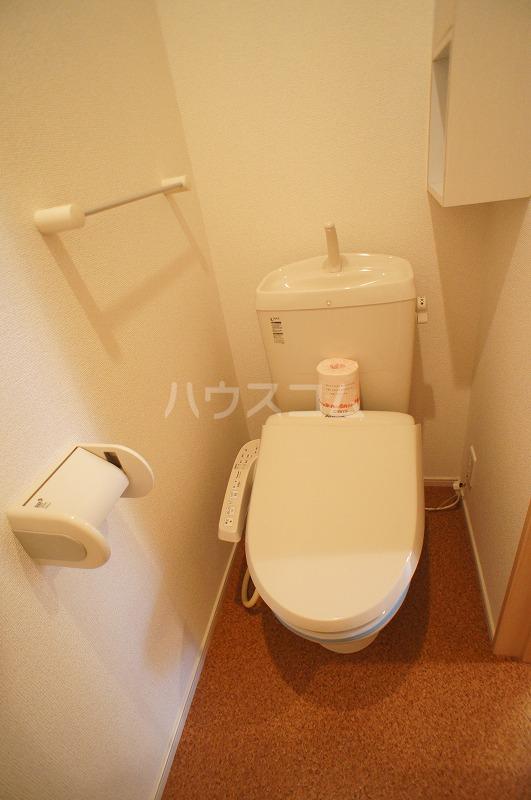 K's・リーフ 01010号室のトイレ