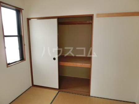 メープルハイム A 201号室の収納