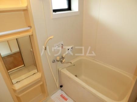 メープルハイム A 201号室の風呂