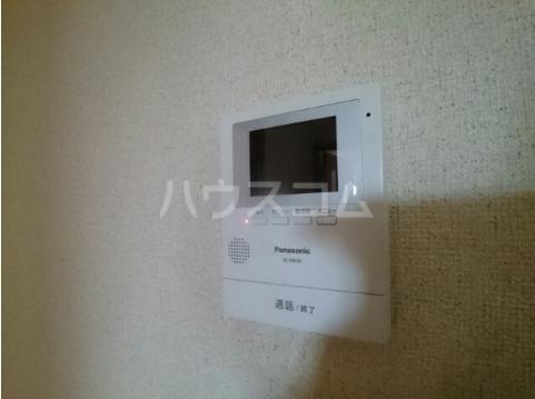 ボヌール・ポエームA 01030号室のセキュリティ