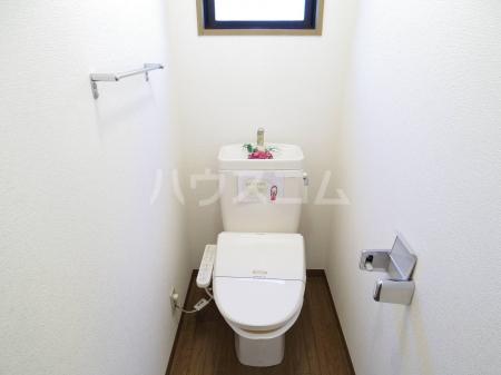 エルクレール D 102号室のトイレ