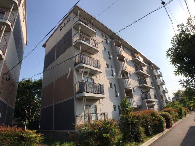 戸頭第一住宅12号棟外観写真