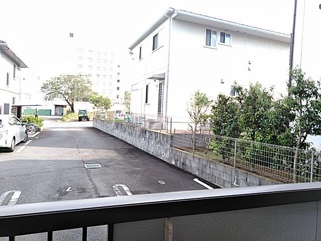 カサベルデ B 101号室の景色
