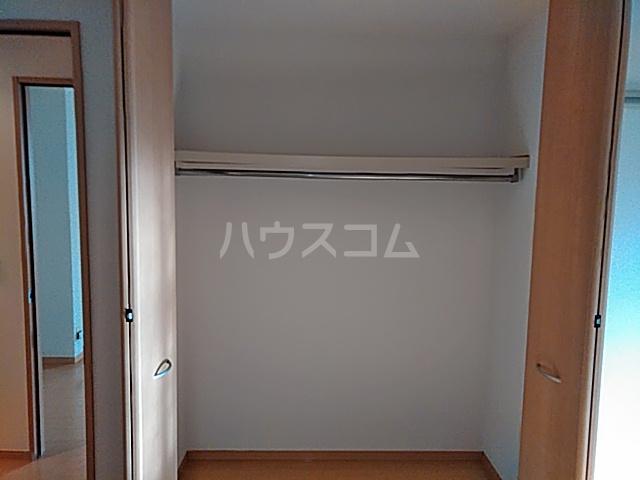 カサベルデ B 101号室の収納