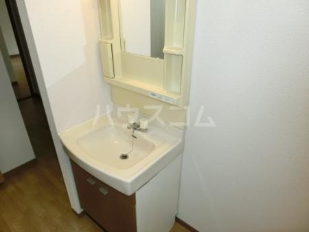 ハイカムール東台 A 101号室の洗面所