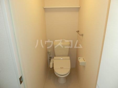 メゾンシャルマン 102号室のトイレ