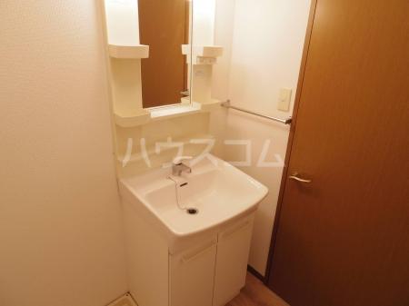 セントフォーラム 203号室の洗面所