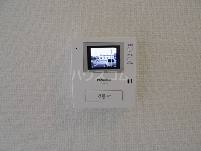 フラワーキャッスル B B101号室のセキュリティ