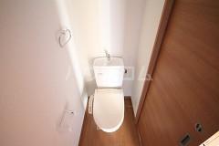 シエルおおつ野 Aのトイレ