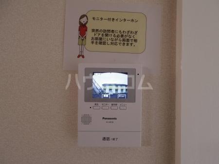ライトハウス Ⅱ 105号室のセキュリティ