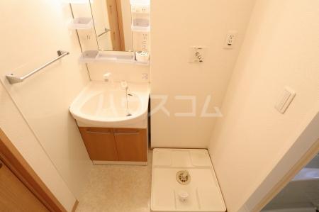 グラン・コンフォール 303号室の洗面所