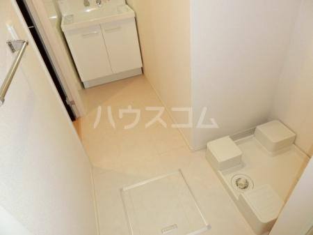 モンブラン 105号室の洗面所