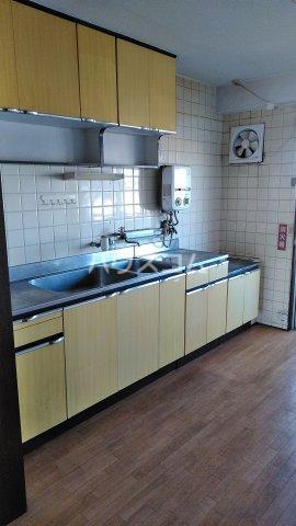神立共同ビル 302号室のキッチン