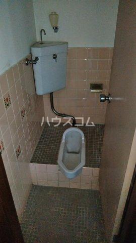 神立共同ビル 302号室のトイレ