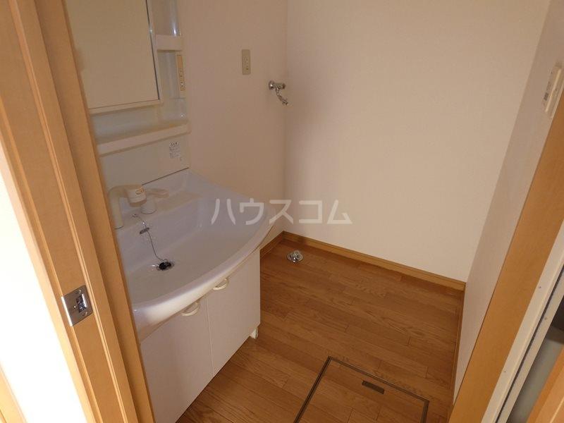 ベルヴェデール 105号室の洗面所
