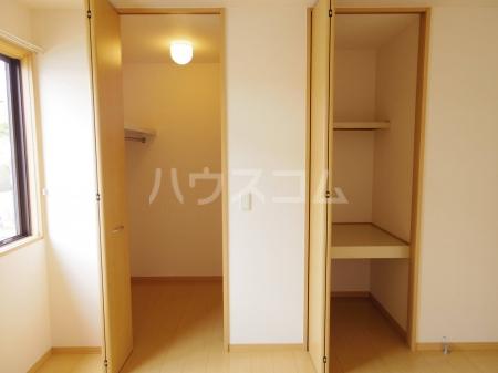 グランドソレイユ A 102号室のセキュリティ
